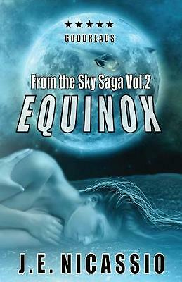 Equinox by J.E. Nicassio Paperback Book Free Shipping!