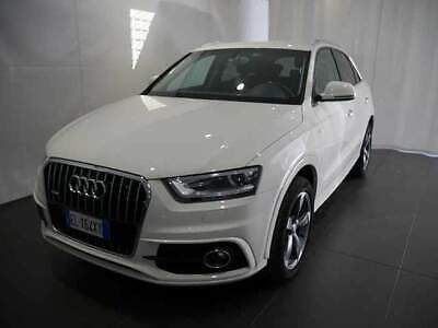Audi Q3 2.0 TDI 140 CV S line Advanced
