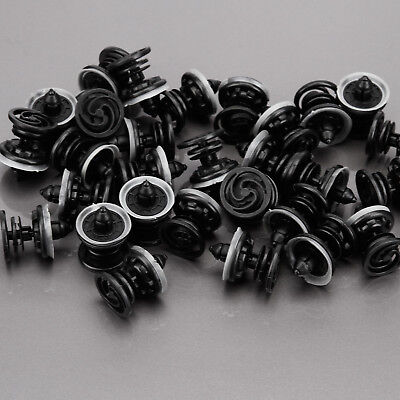 30x Clip rivet attache Garnissage joint portiere Pour VW T5 Transporter