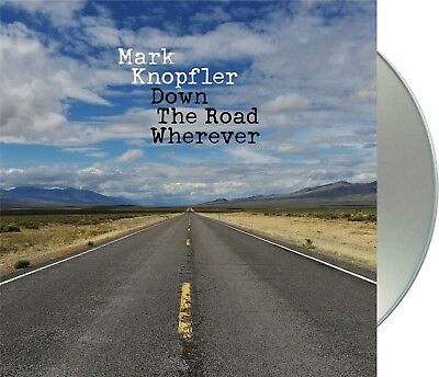 "Mark Knopfler ""down the road wherever"" Deluxe Edition CD NEU Album 2018"