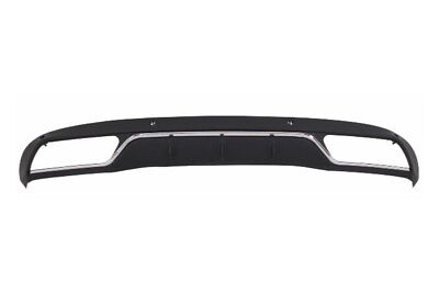 Bumper Diffuser For Standard For Mercedes C-Class W205 S205 14-18 C63 Look