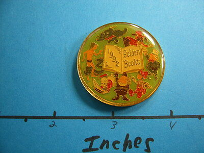 Dumbo Pinocchio Donald Duck Jungle Book Dwarf Mad Hatter Pegaus 1992 Enamel Coin