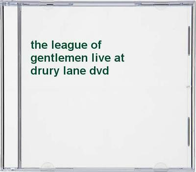 the league of gentlemen live at drury lane dvd -  CD 6KVG The Fast Free Shipping