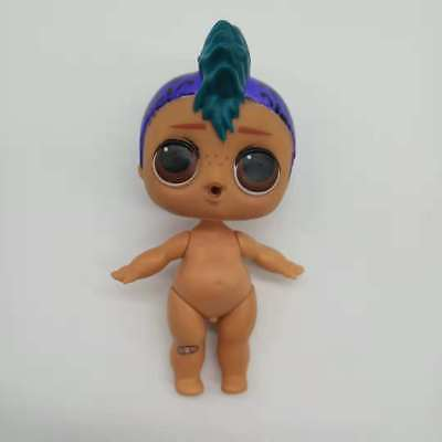 Naked LOL Surprise Doll Punk Boi boy Confetti Pop Color Change Kids toys Gifts