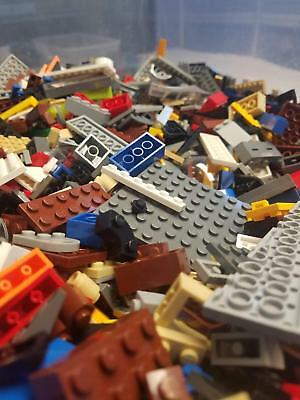 Lego Bulk Lot 5 Pounds LBS Parts & Pieces HUGE BULK LOT bricks blocks plates