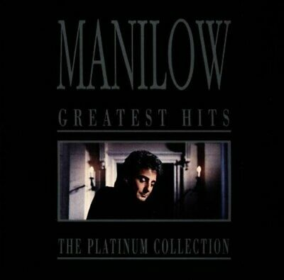 Barry Manilow - Greatest Hits: Platinum.. - Barry Manilow CD 21VG The Fast Free
