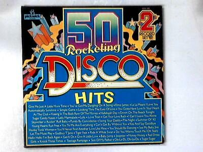 50 Rocketing Disco Hits 2xL (The Top Of The Poppers - 1977) 50 DA 305 (ID:15404)