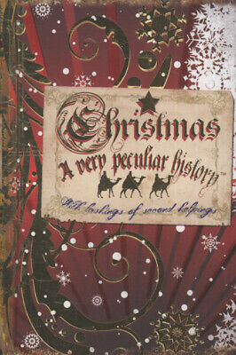 The cherished library: Christmas: a very peculiar history, with lashings of