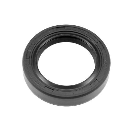 Oil Seal, TC 26mm x 38mm x 8mm, Nitrile Rubber Cover Double Lip