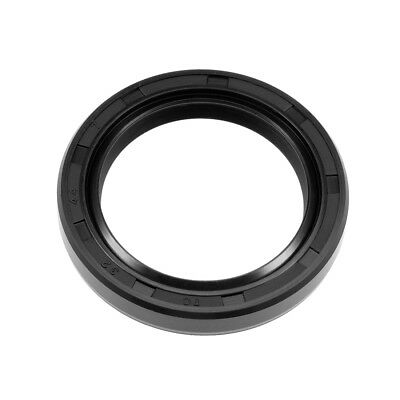 Oil Seal, TC 32mm x 44mm x 7mm, Nitrile Rubber Cover Double Lip