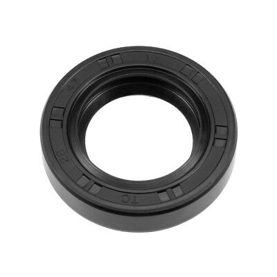 Oil Seal, TC 28mm x 47mm x 10mm, Nitrile Rubber Cover Double Lip