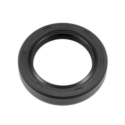 Oil Seal, TC 35mm x 51mm x 10mm, Nitrile Rubber Cover Double Lip