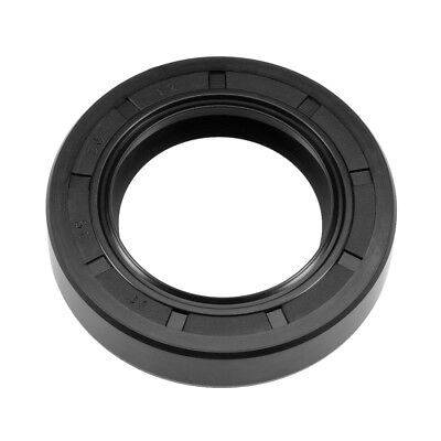 Oil Seal, TC 35mm x 56mm x 12mm, Nitrile Rubber Cover Double Lip
