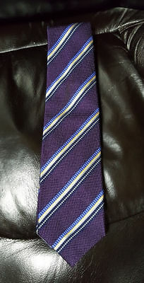 J.Z. Richards GALLERY COLLECTION NECK TIE 100% Pure Silk Made by Hand in USA!
