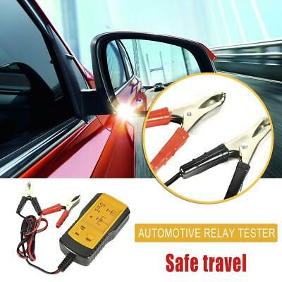 12V LCD Digital Battery Diagnostic Tool Auto Car Battery Load Tester AE