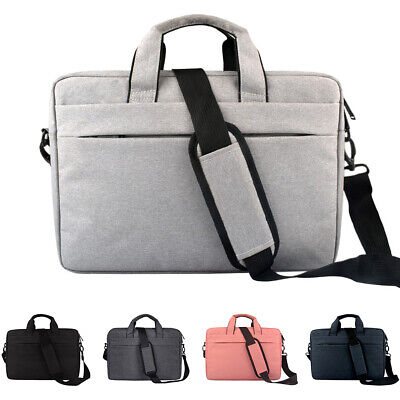 "Laptop Shoulder Bag Carry Case Cover For 13.3"" 14.1"" 15.4"" 15.6"" Laptop Tablet"