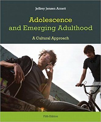 Adolescence and Emerging Adulthood 5th Edition by Jeffrey J. Arnett (PDF)