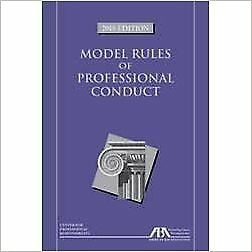 Model Rules of Professional Conduct, 2018 Edition 2018 (PDF)