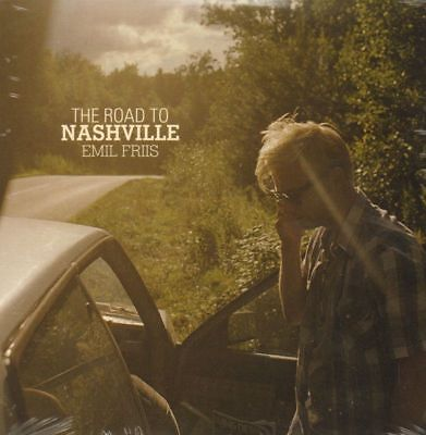 Emil Friis(CD Album)The Road To Nashville-Southern Imperial-SIRCD03-Eur-New