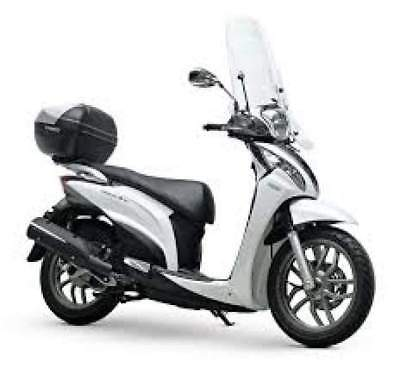 KYMCO People 125 PEOPLE ONE 125i