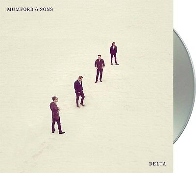 "Mumford & Sons ""delta"" CD NEU Album 2018"