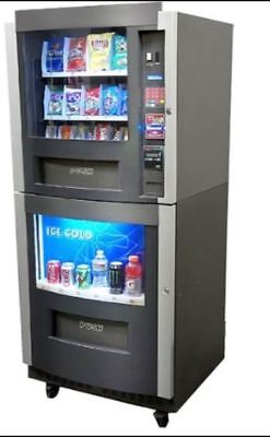 Beverage & Snack Combo Vending Machine Model RS-800/850 LOCAL PICKUP ONLY