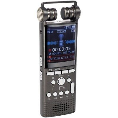 TIE Studio TX26 Voice Recorder 8GB | Neu