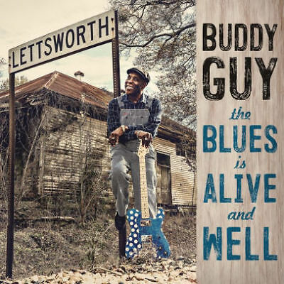 Blues Is Alive & Well - Guy, Buddy - Blues CD