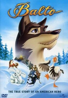 Balto - Movie Dvd