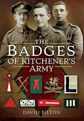The Badges of Kitchener's Army-David Bilton
