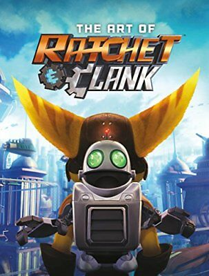 The Art of Ratchet and Clank-Sony Computer ENTERTAINMENT