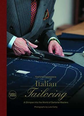 Sartoria Italiana a Glimpse into the World of Italian Tailoring-Yoshimi Hasegawa