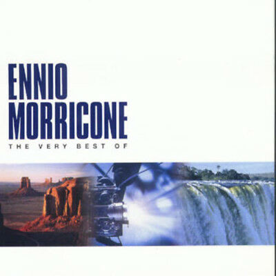 Very Best Of - Morricone, Ennio - Film Soundtrack's / Musical's CD