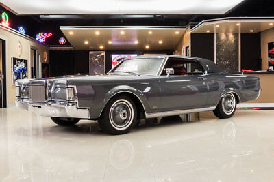 1969 Lincoln Continental Mark III AACA Award Winner! Mark III, Lincoln 460ci V8, C6 Automatic, PS, PB, Disc, A/C