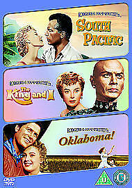 South Pacific / The King And I / Oklahoma! [DVD], DVD, New, FREE & Fast Delivery