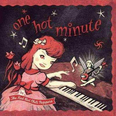 Lp-Red Hot Chili Peppers-One Hot Minute (Colv) New Vinyl Record