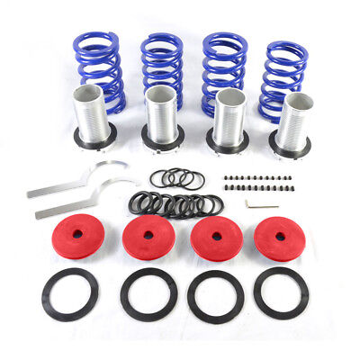 Coilover Lowering Coil Springs Kit for 98-02 Honda Accord 4Door/Coupe Red