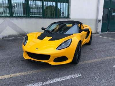 LOTUS Elise 220 Sport - IN PRONTA CONSEGNA - Yellow