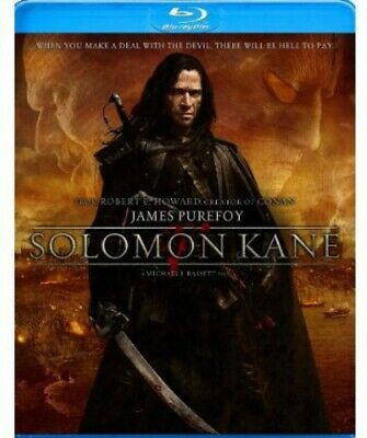 Solomon Kane - Bluray