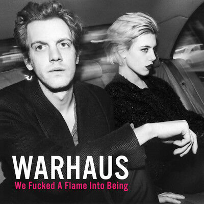 We Fucked A Flame Into Being - Warhaus - Rock & Pop Music Vinyl