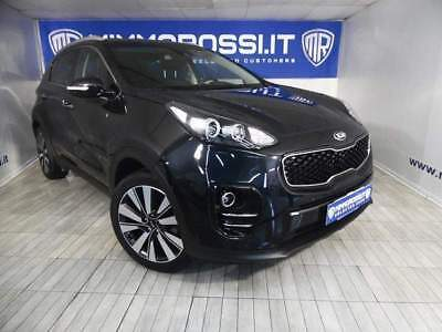 Kia Sportage 1.7 CRDI Class uniproprietario full optionals