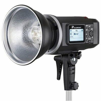 Flashpoint XPLOR 600 HSS TTL Battery Monolight, Bowens Mount (AD600 TTL) NEW