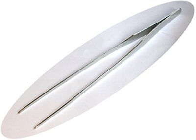 Long Tweezers 10.5inches 27cm Stainless Steel Straight End Non-slip By At-labs