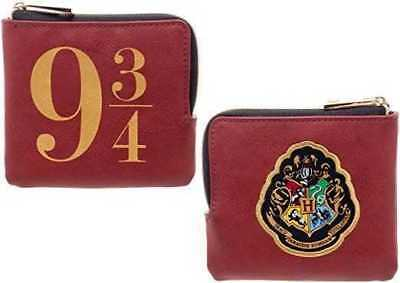 Harry Potter Wallet Hogwarts 9 3/4 Bioworld INT Portfolios
