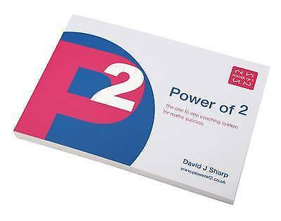 Power of 2: The One to One Coaching System for Maths Success by David Joseph