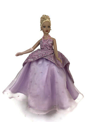 """Tonner Tiny Kitty Collier Doll Evening Gala Ball Gown 2003 Vinyl Limited Ed 10"""""""