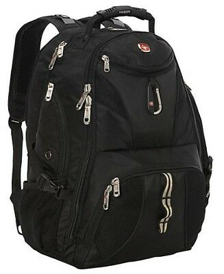 SwissGear 1900 Scansmart TSA Laptop/Notebook Backpack Bag for Travel or School