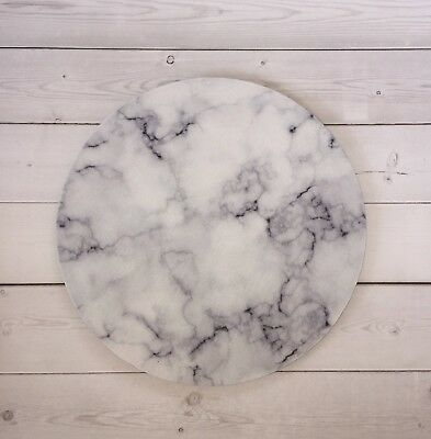 marble mouse pad Round Mat