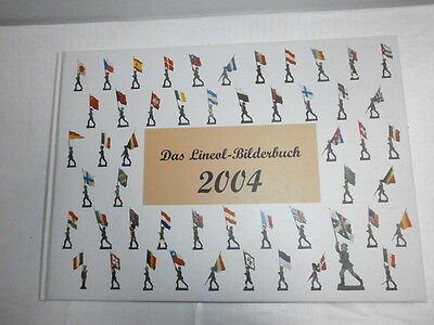The Lineol Picture Book 2004 for Lineol 7.5cm Ground Soldiers Wehrmacht + Alien
