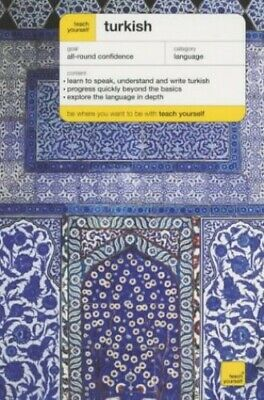Turkish (Teach Yourself Complete Courses) by Pollard, David Paperback Book The